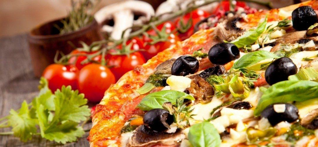 Leckere Pizzen